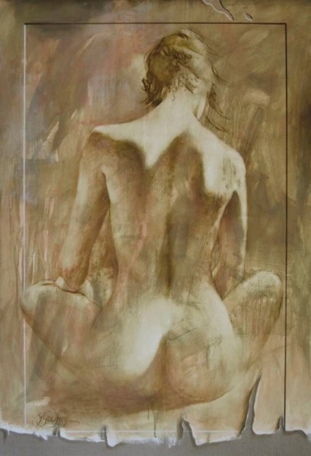 Attractif Yarek Godfrey   Le nu dans l'art US74